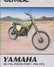 Clymer: Yamaha, 80-175Cc Piston-Port, 1968-1976