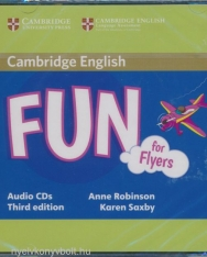 Fun for Flyers Third Edition Class Audio CDs