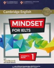 Cambridge English Mindset for IELTS Student's Book 1 with Tesbank and Online Modules