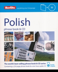 Berlitz Polish Phrase Book & Audio CD