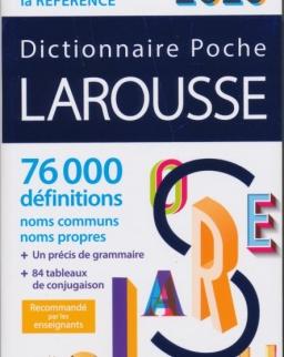 Larousse de poche 2020 - Dictionnaire