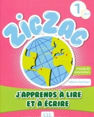 Zigzag 1 - Niveau A1.1 - J'apprends a lire et a écrire