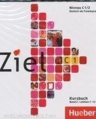 Ziel C1 Kursbuch Band 2 Lektion 7-12 CD