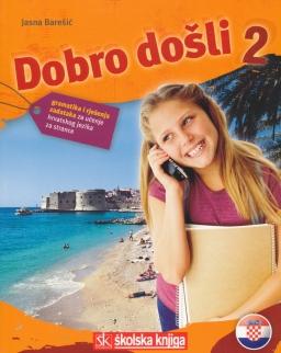 Dobro Došli 2 - gramatika i rješenja zadataka za učenje hrvatskog jezika za strance