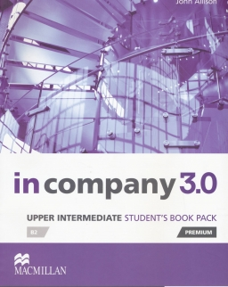 In Company 3.0 Upper-Intermediate Student's Book Pack with Access to the Online Workbook and Student's Resource Centre