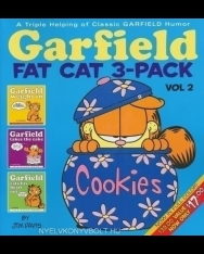 Garfield Fat Cat 3-Pack (Colorized edition) Volume 2 (képregény)