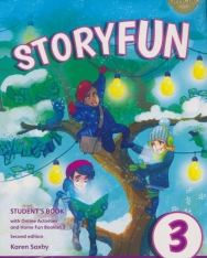 Storyfun 2nd Edition Level 3 (for Movers) Student's Book with Online Activities and Home Fun Booklet 3