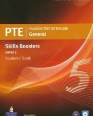 PTE General Skills Boosters 5 Student's Book with Audio CD