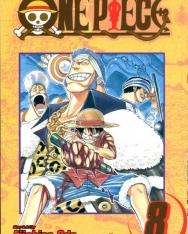 Eiichiro Oda: One Piece Volume 8 - I won't die