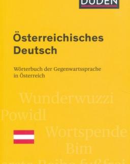 Österreichisches Deutsch: Wörterbuch der Gegenwartssprache in Österreich 5. Auflage