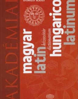 Magyar-latin kéziszótár (Dictionarium hungarico-latinum)