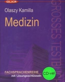Medizin - Grosses Testbuch mit Audio CD