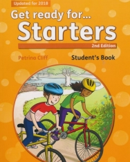 Get Ready for Starters Student's Book with Downloadable Audio Materials - Second Edition