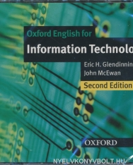 Oxford English for Information Technology Second Edition Audio CD