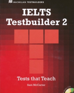 IELTS Testbuilder 2 with Key and Audio CDs (2)