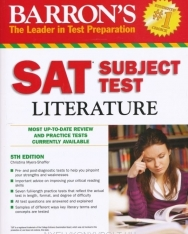 Barron's SAT Literature 5th Edition