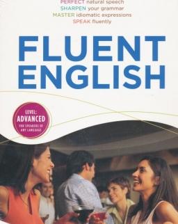 Living Language - Fluent English (Advanced) Book & 3 Audio CDs + CD-ROM Pack