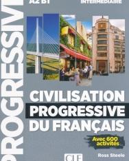 Civilisation progressive du français - Niveau intermédiaire (A2/B1) - Livre + CD + Livre-web - 2eme édition