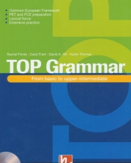Top Grammar - From Basic to Upper-Intermediate with CD-ROM