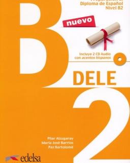 Preparación al DELE B2 Libro + Cd audio. Nueva edición 2014