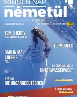Minden Nap Németül magazin 2020. augusztus