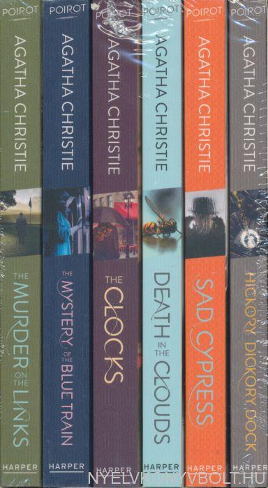Agatha Christie: Hercule Poirot - Six Classic Hercule Poirot Mysteries