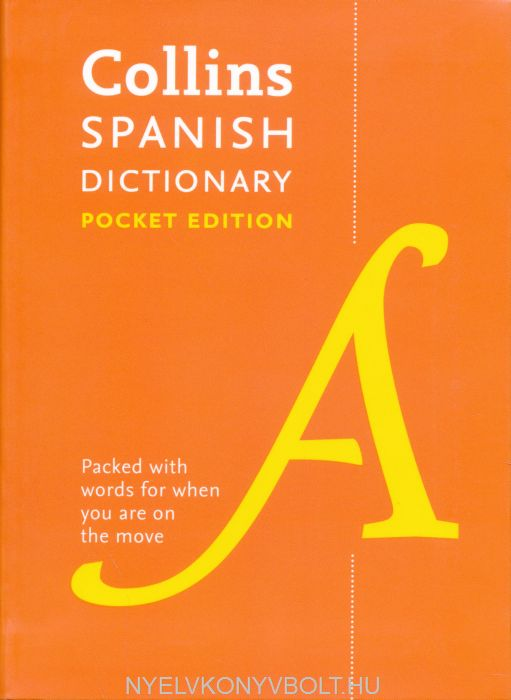Collins Spanish Dictionary 8th Pocket Edition