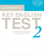 Cambridge Key English Test 2 Official Examination Past Papers 2nd Edition Audio Cassette