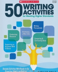 50 Writing Activities for Meeting Higher Standards
