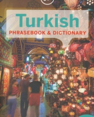 Turkish Phrasebook and Dictionary 5th edition - Lonely Planet