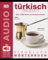 Visuelles Wörterbuch Türkisch - Deutsch: Mit Audio-App - Jedes Wort gesprochen