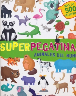 Animales del mundo (Superpegatinas)