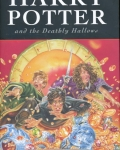 J. K. Rowling: Harry Potter and the Deathly Hallows (Harry Potter 7 angol nyelven) Hardback
