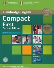 Cambridge English Compact First  Student's Book with Answer & Audio CDs & CD-ROM - Second Edition