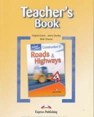 Career Paths: Construction II - Roads & Highways Teacher's Book
