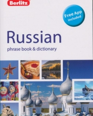 Berlitz Russian Phrase Book And Dictionary with Free App
