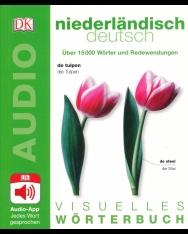 Visuelles Wörterbuch Niederländisch - Deutsch - Mit Audio-App - jedes Wort gesprochen
