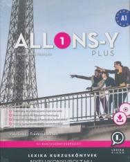 Allons-y Plus 1 - Méthode de français A1 (LX-0301-1)