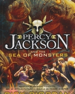 Rick Riordan: Percy Jackson and the Sea of Monsters (Graphic Novel)