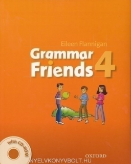 Grammar Friends 4 Student's Book with CD-ROM