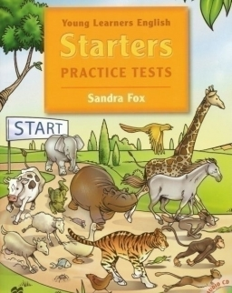 Macmillan Exams Young Learners English Starters Practice Tests with CD-Rom