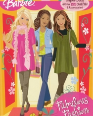 Barbie - Fabulous Fashion - Paper Dolls & over 150 Outfits & Accessories