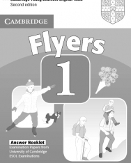 Cambridge Young Learners English Tests Flyers 1 Answer Booklet