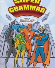Super Grammar - Learn Gramamr with Superheroes!
