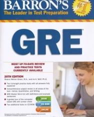 Barron's GRE Twentieth Edition with CD-ROM