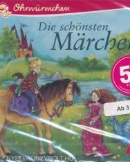 Ohrwürmchen - Die schönsten Märchen - CD