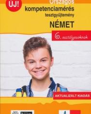Országos kompetenciamérés tesztgyűjtemény német nyelv 6. osztályosoknak - Aktualizált kiadás