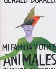 Gerald Durrell: Mi familia y otros animales