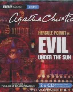 Agatha Christie: Evil Under the Sun A BBC Radio 4 Full-cast Dramatisation Audio Book (2 CDs)