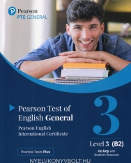 PTE Practice Tests Plus General level 3 - B2  - Paper Based Test withouth Key and Student's Resources